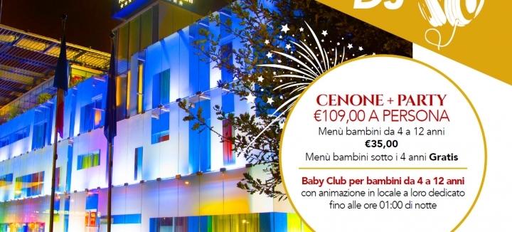 Capodanno Hotel San Ranieri Pisa Foto