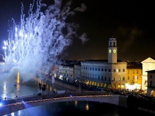 Vacanze di capodanno e natale a Pisa