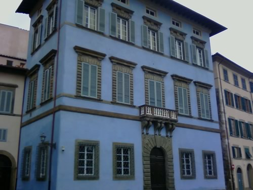 palazzo blu foto
